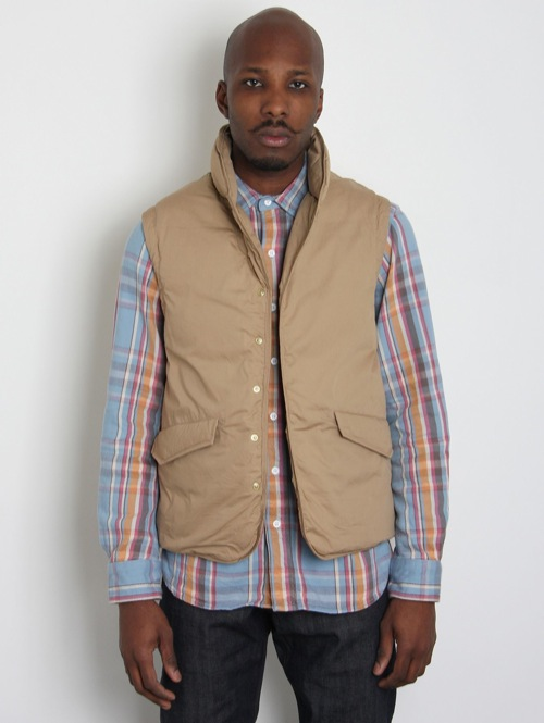 Nonnative Hiker Down Feather Vest