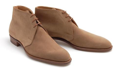 Edward Green Cherwell Chukka Boots