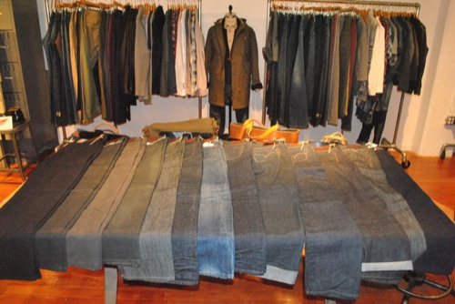 Levi's Made & Crafted Fall/Winter 2011 Preview