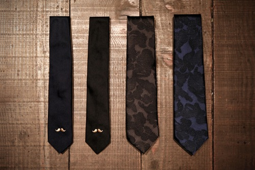 Mr. Bathing Ape Spring/Summer 2011 Ties