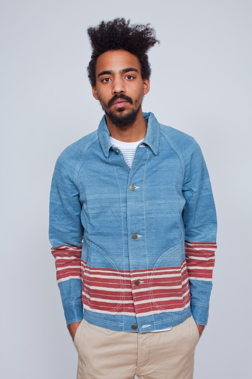 Visvim Blackfire Denim Jacket