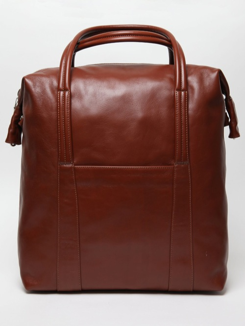 Maison Martin Margiela 11 Leather Tote Bag