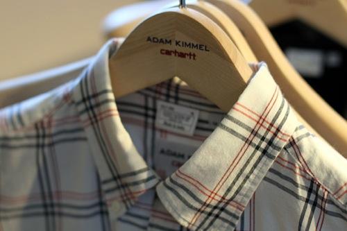 Adam Kimmel for Carhartt Spring/Summer 2012 Collection