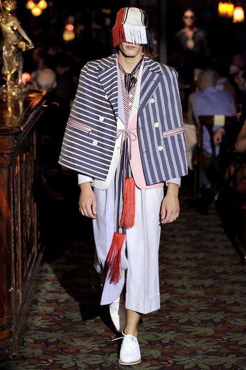 Paris Fashion Week | Thom Browne Spring/Summer 2012