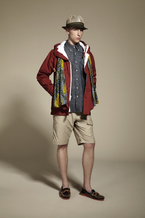 Milan Fashion Week | Woolrich Woolen Mills Spring/Summer 2012