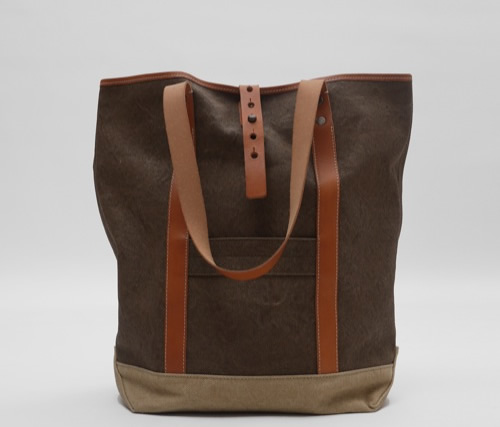 Levi's Made & Crafted Canvas Tote Bag