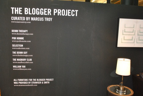 Live | The Blogger Project at PROJECT Show New York