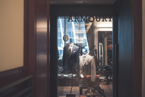The Armoury | Hong Kong's Menswear Boutique