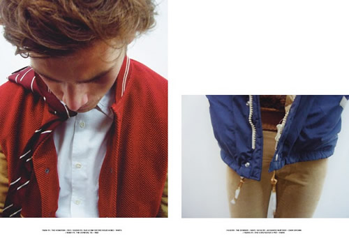 Close Up and Private | Gant Rugger Fall/Winter 2011