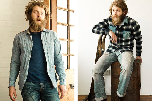 Prps Goods & Co. Fall/Winter 2011 Lookbook