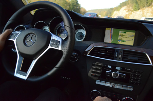 Road Trip | 2012 Mercedes-Benz C350 Coupe to Woodbury Commons