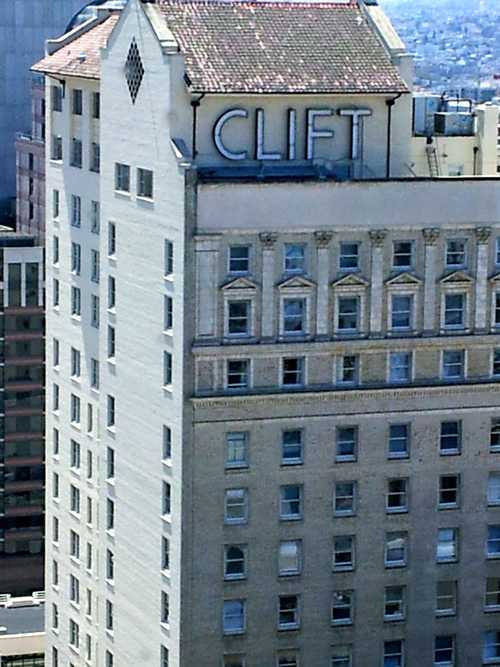 CLIFT Hotel | 10 Year Anniversary