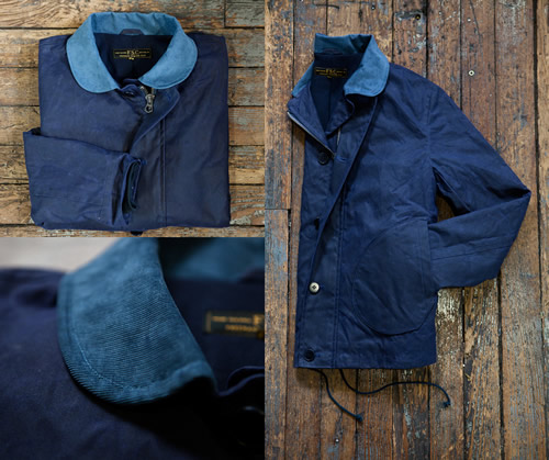 Freemans Sporting Club Outerwear for F/W 2011