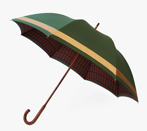 London Undercover x Transport for London 'Green Line' Umbrella