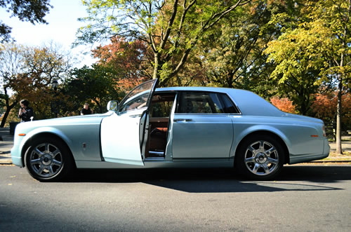 Road Test | Rolls-Royce 102EX