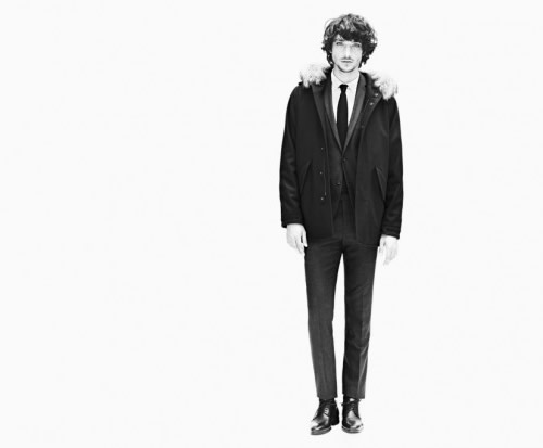 Sandro Homme Fall/Winter 2011 Lookbook