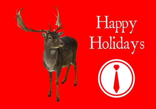 Happy Holidays from Por Homme