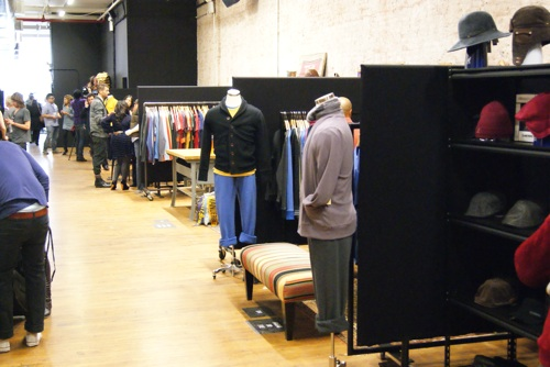 The Blogger Project   Live from PROJECT NY Fall/Winter 2012