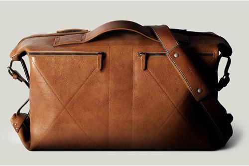 hard graft 3Fold Multi-Use Bag / Heritage for Spring 2012