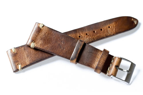 Now Open | HODINKEE Shop Italian Leather Watch Accessories