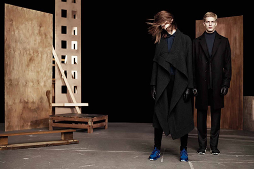 adidas SLVR Fall/Winter 2012 Lookbook