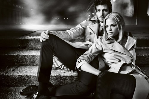 Burberry Fall/Winter 2012 Ad Campaign