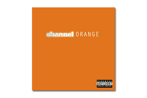 Frank Ocean | Channel Orange Tracklist and Cover - July 17