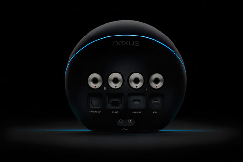 Google Nexus Q - Apple TV-like Home Entertainment Streamer
