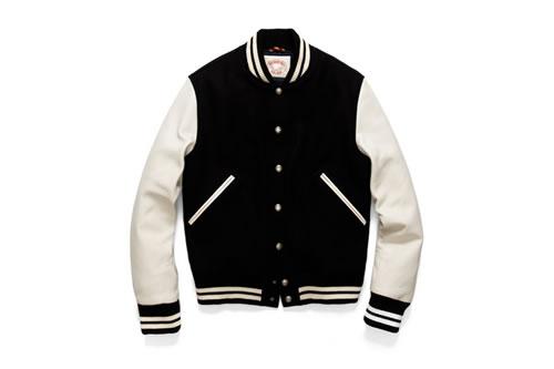 Brooks Brothers University Varsity Jacket