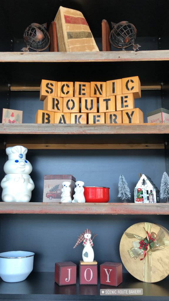 Scenic Route Bakery in Des Moines, Iowa