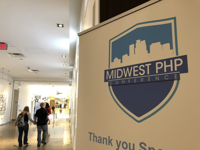 Photo from MidwestPHP 2019