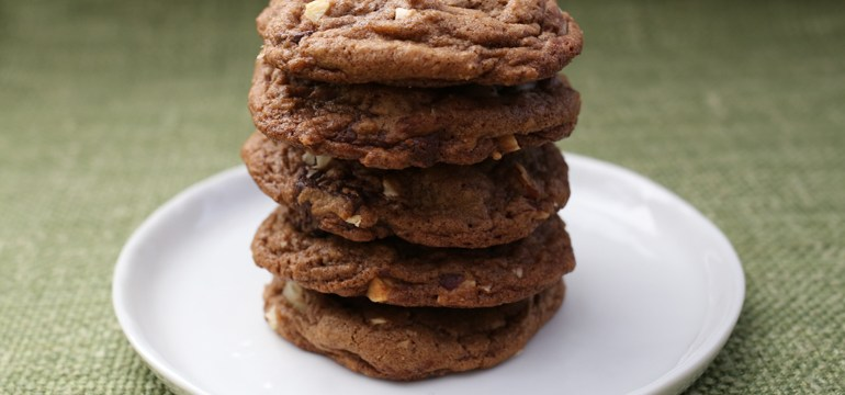 Nutella Chip Cookies | Pork Cracklins