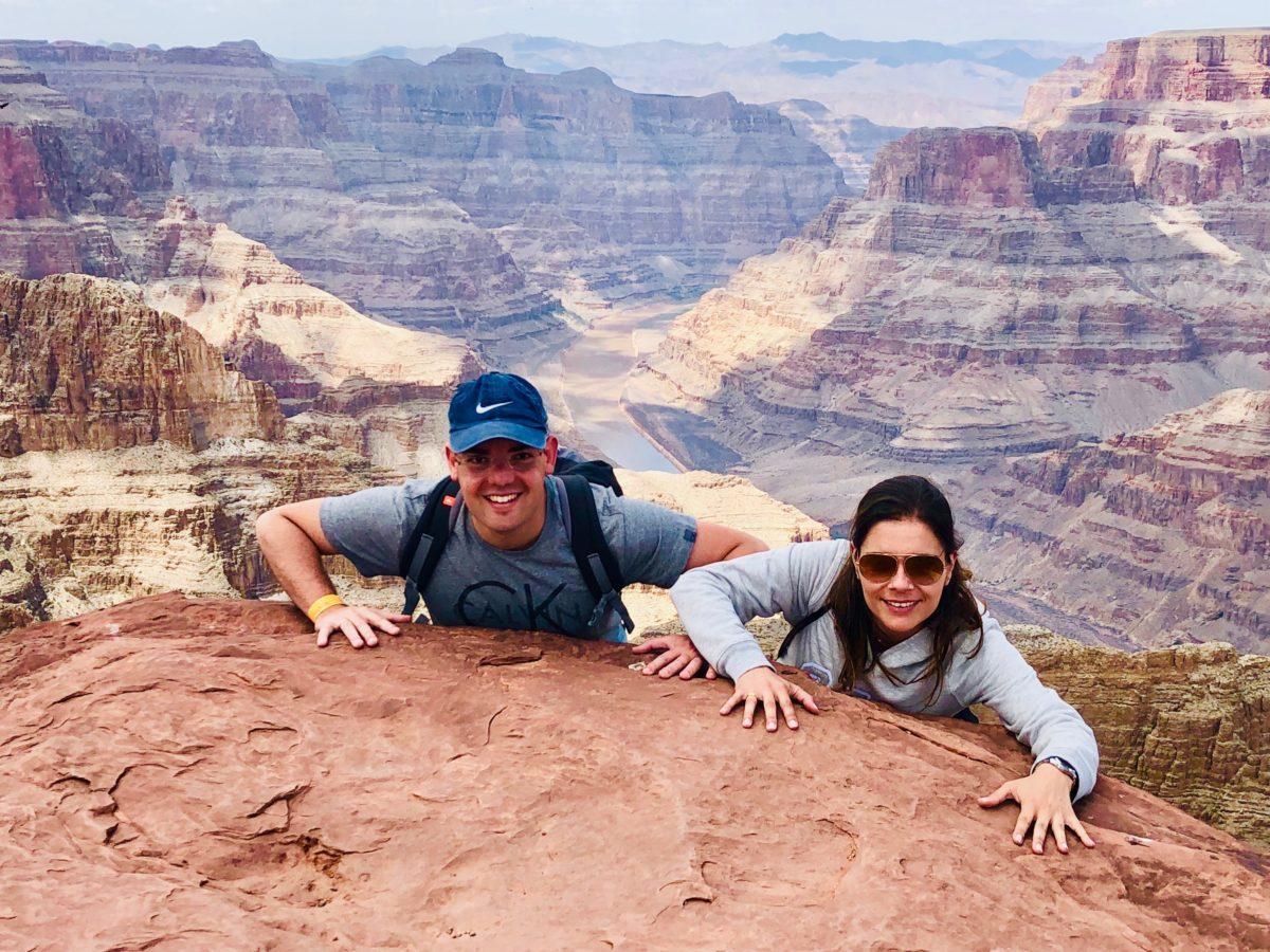 gran cañón west