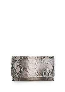 Clutch pele serpente 25,99€