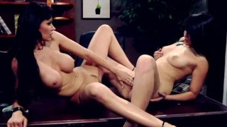 Penthouse – Lesbian pussy eating