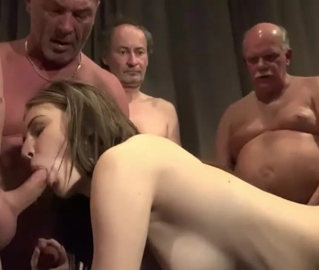 Old Young Porn Teen Gangbang By Grandpas Pussy Fucking Fingering