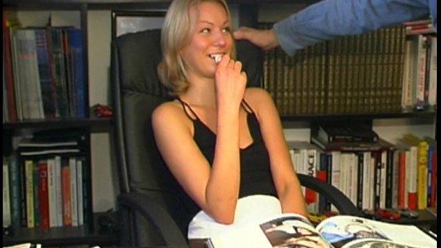 Olga est une jolie russe qui a besoin de se perfectionner en langue ;-)