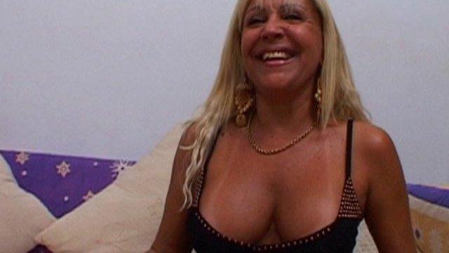 1er casting de barbara, une bonne mature espagnole