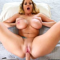 Busty Brooklyn Chase Fucks Hard For Rent Bangbros