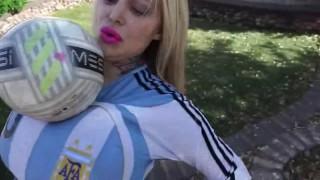 Sabrina Sabrok Argentina ganara el mundial Rusia 2018