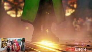 Gameplay porno Street Fighter V. Jordi ENP vs Kitty Love