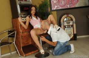 fotos En el casino teniendo sexo con un desconocido