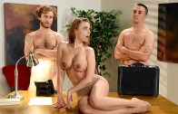 The Interview Round 2 – Britney Amber – Brazzers