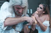 The Bewitcher: Una parodia XXX Episodio 3 – Clea Gaultier – Series – DigitalPlayground