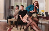 MILF tetona le enseña a controlar su ira – Ivy Secret – Milfs Like It Big – Brazzers