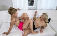Candid Candidates – India Summer and Sloan Harper
