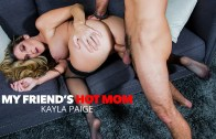 Kayla Paige gets fucked by young cock – Kayla Paige