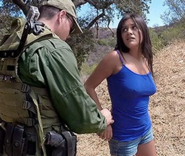 Border Patrol Sex Discount