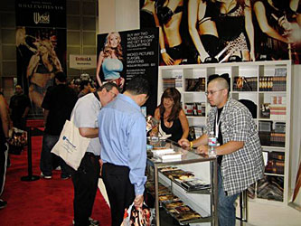Wicked Pictures shines at Erotica LA 2007