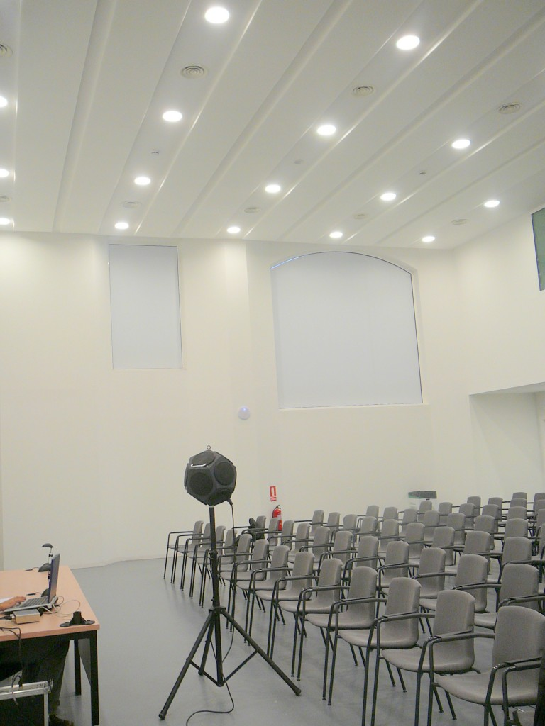 empresa ingeniería acústica